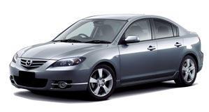 BLACK 2007 MAZDA 3 TS Scrap Car Quote