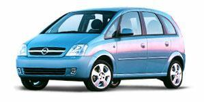 SILVER 2004 VAUXHALL MERIVA ENJOY CDTI 16V Scrap Car Quote