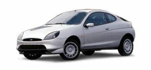 YELLOW 2000 FORD PUMA MILLENIUM Scrap Car Quote