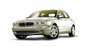 BLUE 2006 JAGUAR X-TYPE SE Scrap Car Quote